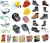 FACE MASK,CAP,GLOVES,APRON,GOGGLES,SAFETY SHOES